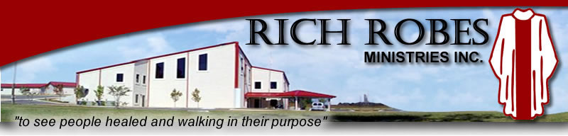 Rich Robes Ministry Inc.